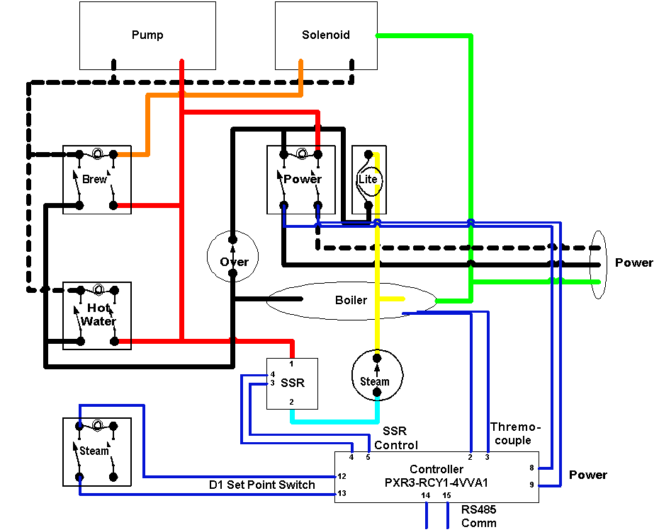 traeger wiring schematic   24 wiring diagram images